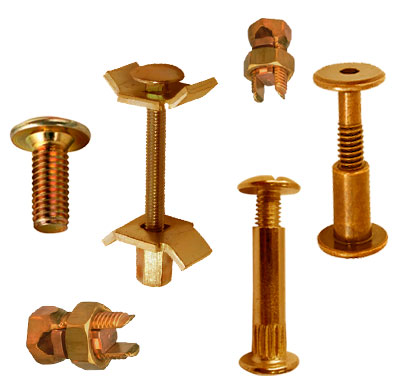 Connector Bolts